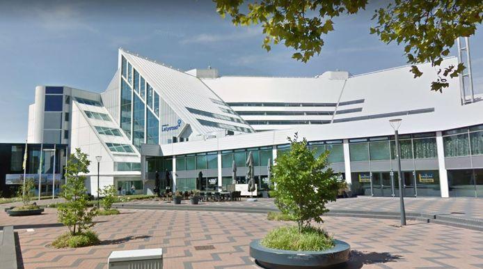 Het stadhuis van Lelystad.