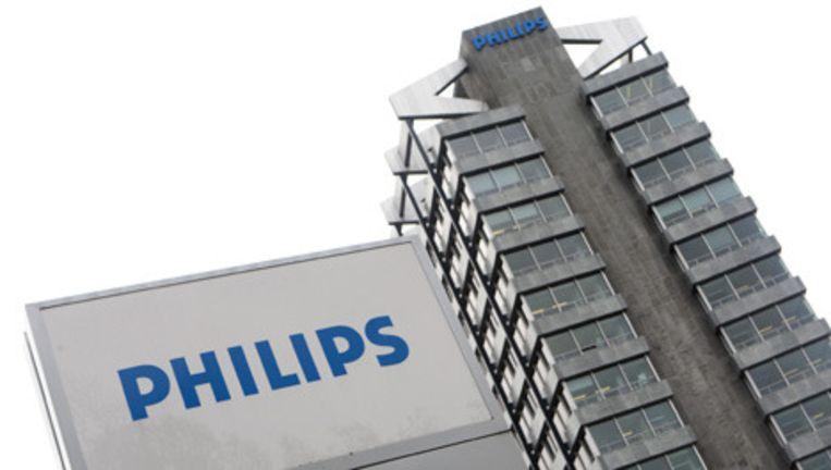 Het Philips Business Park in Eindhoven. Foto © anp Beeld