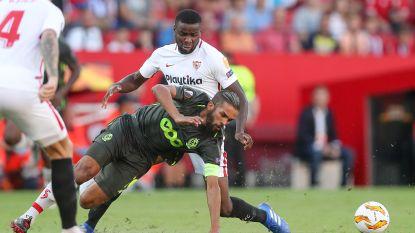 LIVE. Standard heeft het lastig in Sevilla nadat Banega thuisploeg op voorsprong trapte