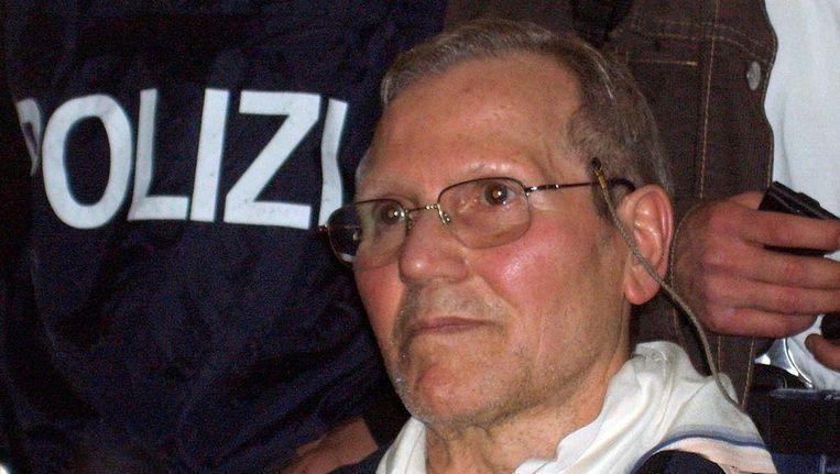 Bernardo Provenzano kon maar liefst 43 jaar uit de handen van de Italiaanse speurders blijven. Beeld photo news