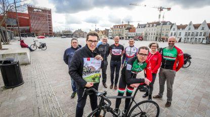"""Brugge bereidt zich voor op WK wielrennen in 2021: """"Vier dagen feest op 't Zand"""""""