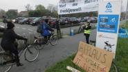 Fietsers krijgen warm applaus aan fietstelpunt