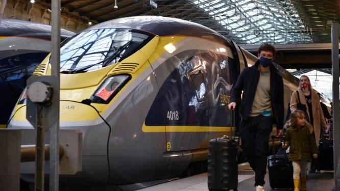 Niet langer onbeperkt shoppen met Eurostar in Londen