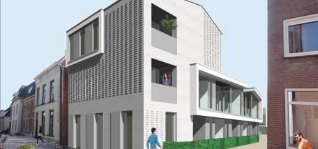 Wouwenaren in opstand tegen modern complex in historisch straatje: 'Zo veranderen we in Roosendaal'