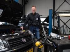 Erik Pots uit Holten zag het autobedrijf van zijn ouders uitgroeien tot een familiebedrijf: 'Opgegroeid tussen de motorolie'