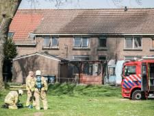 Woningen ontruimd na schuurbrand aan de Elshorststraat in Zutphen