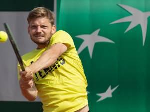 """David Goffin """"extrêmement déçu"""" de manquer Wimbledon"""