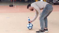 Te mooi om waar te zijn? Voetbalfans breken zich het hoofd over nieuwste stunt Messi