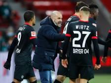 Er gaat niets boven Bosz in Bundesliga: 'Dat je nu eerste staat is wel uniek'