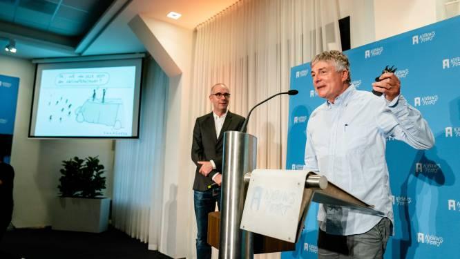 Kamagurka maakt beste Nederlandse politieke tekening