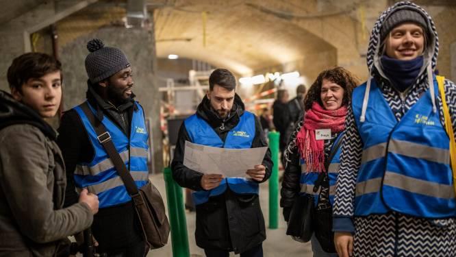 3.725 vrijwilligers tellen alle daklozen in Berlijn