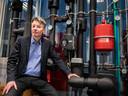 Hoogleraar energiesystemen David Smeulders.