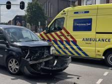 Man aangehouden na aanrijding in Oldenzaal