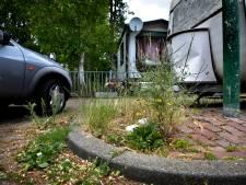 Sinti in Nuenen betalen een ton aan huurachterstanden 'gestaag' terug, maar het duurt nog lang voordat hun kampjes zijn opgeknapt