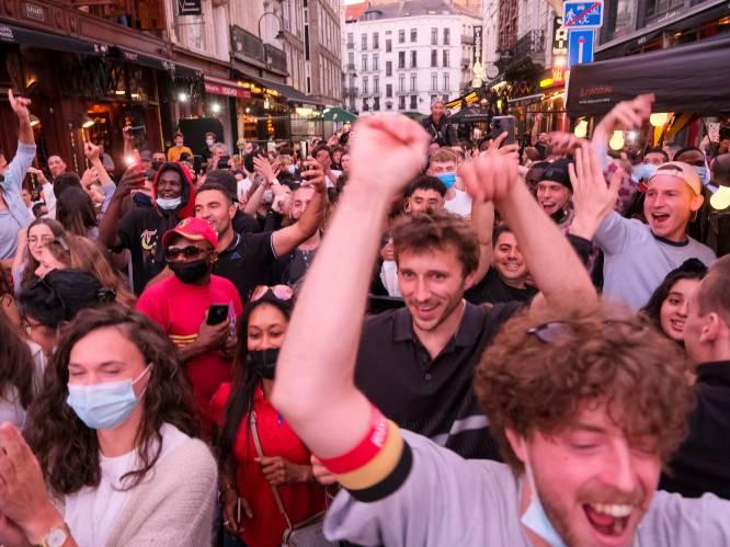 Relaas van een verlossingsfeest: Brussel herleeft dankzij Duivelsgekte