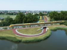 Foutje bedankt! Vertraging door veel te dun betondek onder nieuwe fietstunnel tussen Amersfoort en Nijkerk