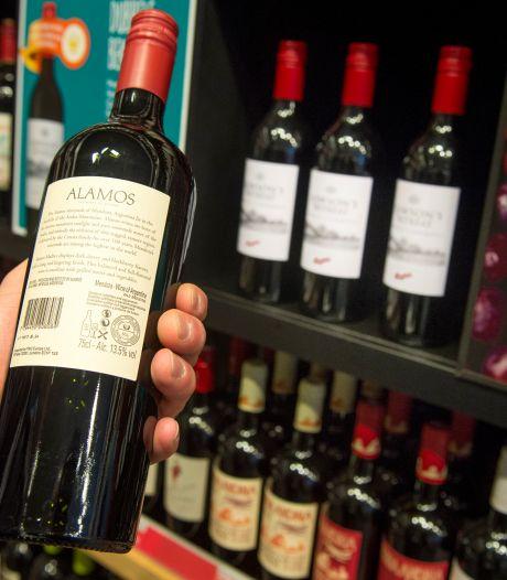 Hardenberger steelt een fles wijn: 'Ja, die dag was ik slordig met afrekenen'
