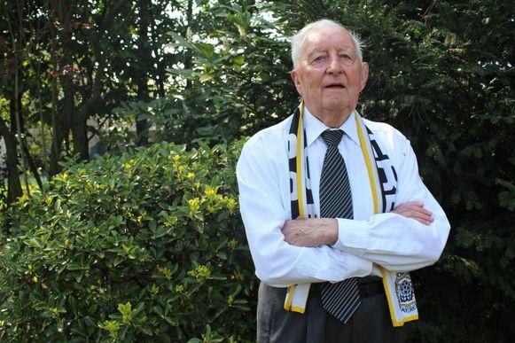Mister Sporting Fiel Laureys werd 92 jaar.
