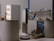 Vous détestez faire la vaisselle? Ce robot peut la faire pour vous