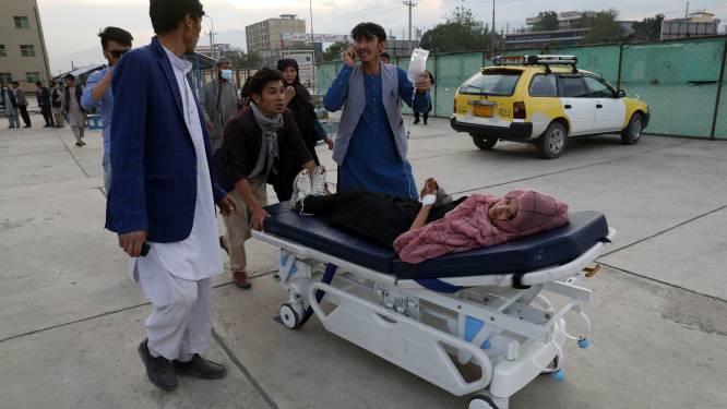 Tientallen doden na explosie nabij meisjesschool in Kaboel, merendeel jonge slachtoffers