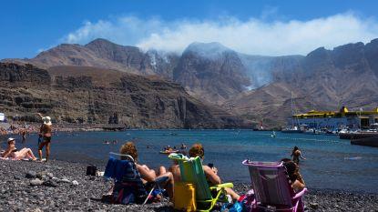 Bewoners Gran Canaria kunnen terug naar huis na bosbranden