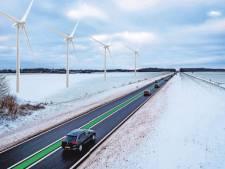 Maas en Waalweg wordt 'windmolensnelweg': 'Open landschap Rivierengebied is geschikt voor molens'