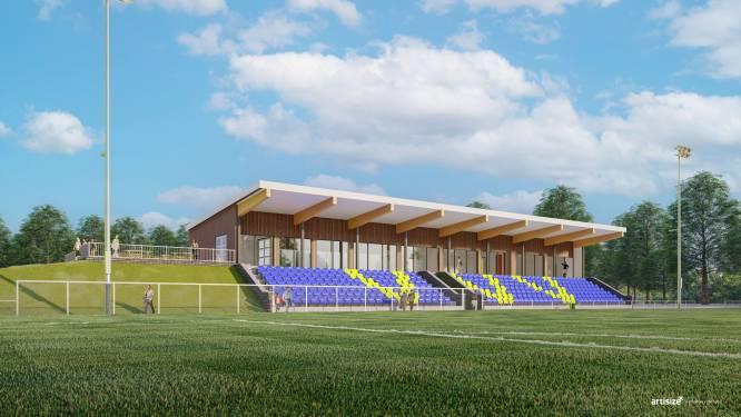 Vroomshoopse Boys gaat clubgebouw van 1 miljoen euro bouwen en zo komt het eruit te zien