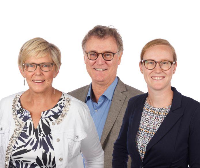Schepen Magda Deprez zal opgevolgd worden door Guido Callewaert en Ine Callens.