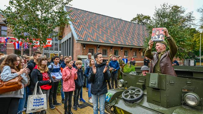 Door Slag om de Schelde leren scholieren over vechten, vrede en vrijheid: 'Film maakt beeld completer'