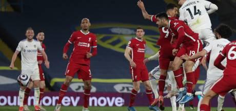 Pijnlijke struikelpartij Liverpool, uitgerekend mídden in de Super League-storm