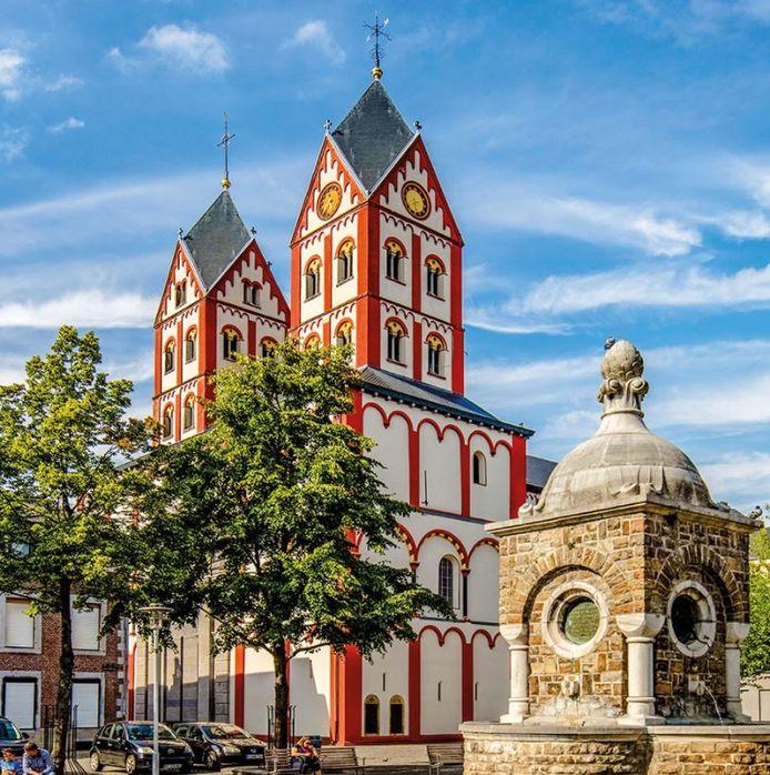 Collégiale Saint-Barthélemy, à Liège.