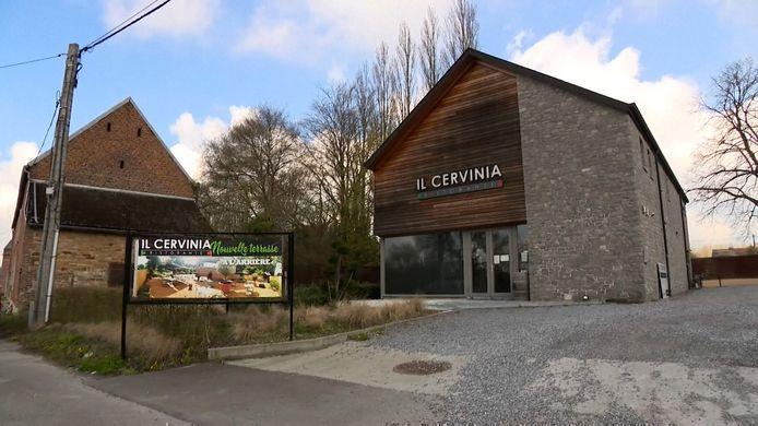 Politie sluit restaurant in provincie Luik