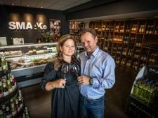 Van mooi verpakte pasta's tot olijven en een borrelbox: 'SMAAK28' is nieuwe delicatessenwinkel in Hengelo
