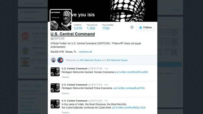 FBI onderzoekt hack Twitter en YouTube leger VS