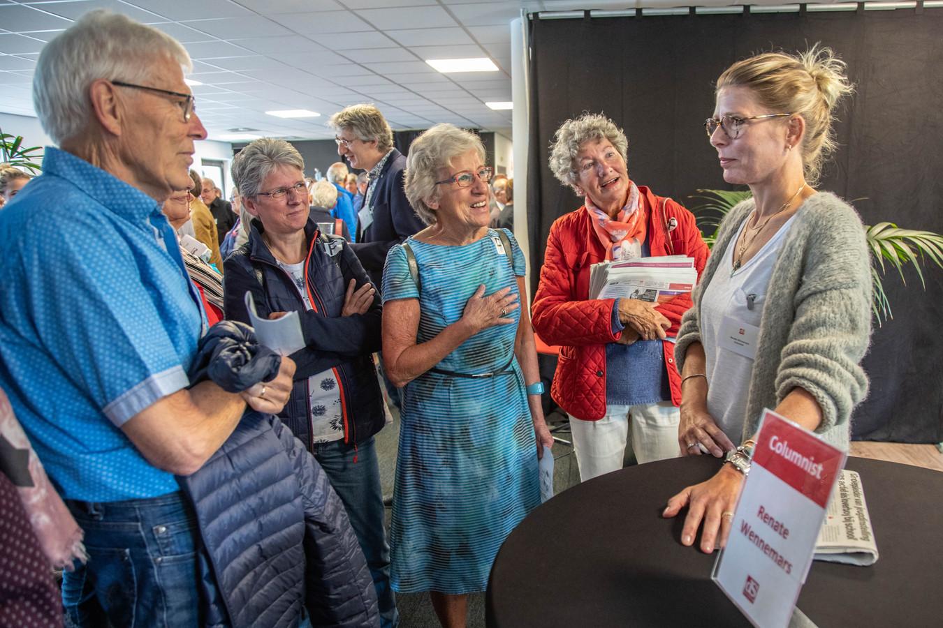 Columniste Renate Wennemars