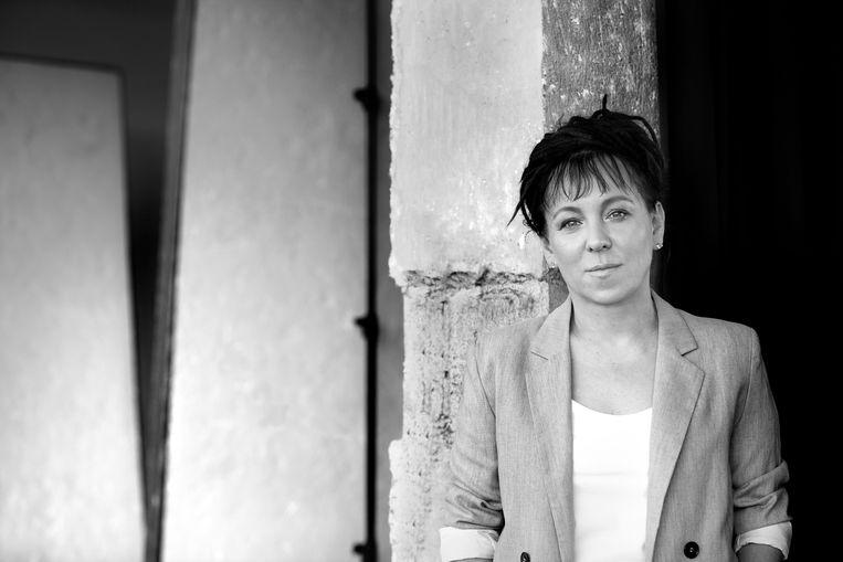 Olga Tokarczuk, Pools schrijfster. Beeld Jacek Kołodziejski