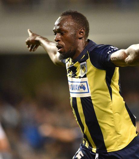 Te dure Usain Bolt vertrekt per direct bij Australische club
