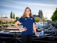 Volleybalster Mirte van der Sluijs kiest voor het avontuur bij VV Utrecht: 'Ik vind het leuker om de touwtjes in handen te hebben'