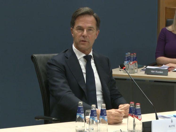 Rutte: 'Affaire lijkt op bal die richting ravijn rolt'