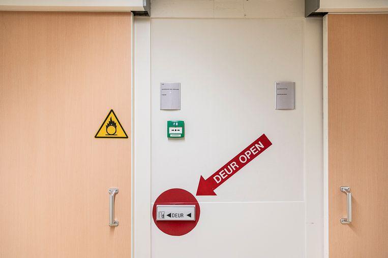 De spoedeisende hulp van het Bethesdaziekenhuis in Hoogeveen. Acute zorg is in de ogen van het publiek het hart van het ziekenhuis, zegt SEH-arts Trea Sandjer. Beeld null