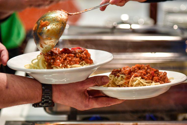 Spaghettifestijn bij N-VA Zwalm.