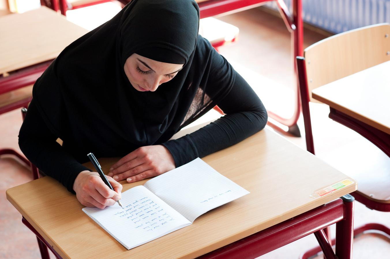 Islamitische mbo-studenten maken minder kans op een stageplek.