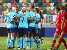 Oranje veegt vloer aan met Turkije en wint ook vijfde EK-kwalificatieduel