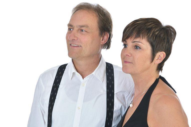 Rik D'Helft en Martine De Jaeger zijn één van de zes koppeltjes dat in Aalter trouwt.
