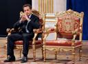 Archieffoto van Nicolas Sarkozy, hier als president.
