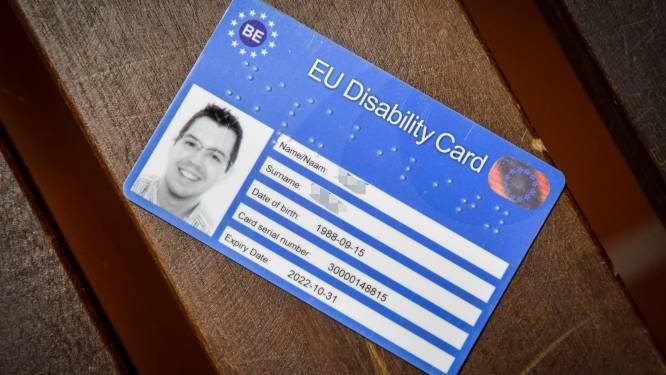 Kapellen introduceert European Disability Card