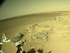 Marsrobot neemt eerste monster van planeet: 'Hebbes!'