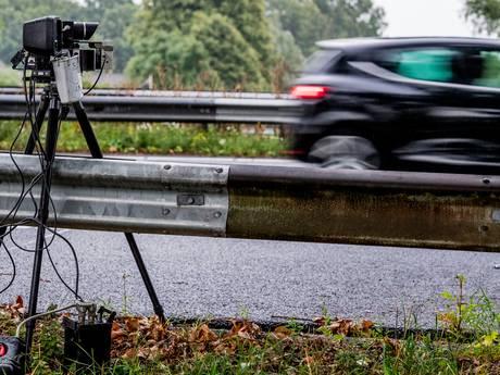Zevenhonderd overtredingen bij radarcontrole Luyksgestel