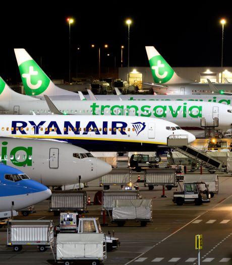 Late landingen niet in strijd met afspraken, zeggen Eindhoven Airport en Transavia