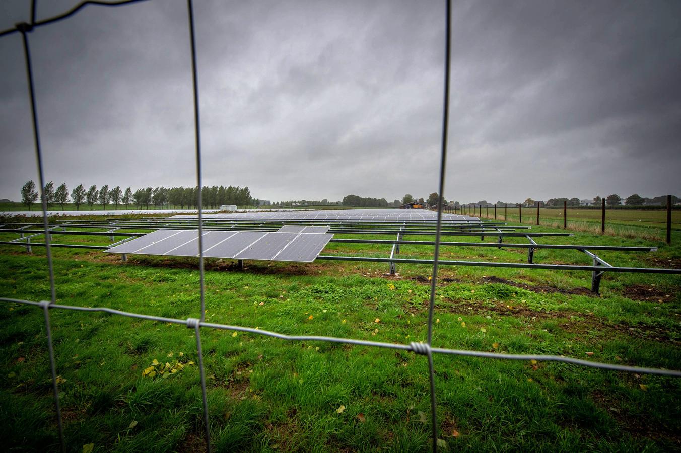 Er zijn grote twijfels over een zonnepark bij Millingen.